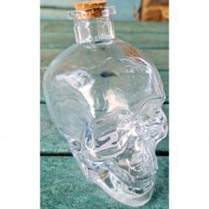 Skull Liquid Bottle Holder